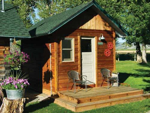 1. Moulton Ranch Cabins