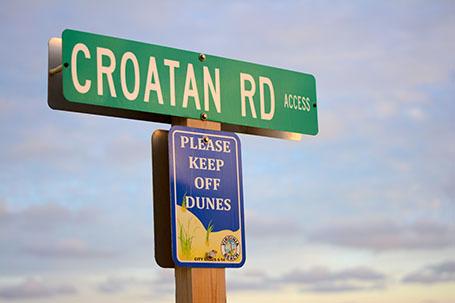 1. Croatan Beach