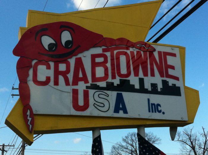 7. Crabtowne USA, Glen Burnie