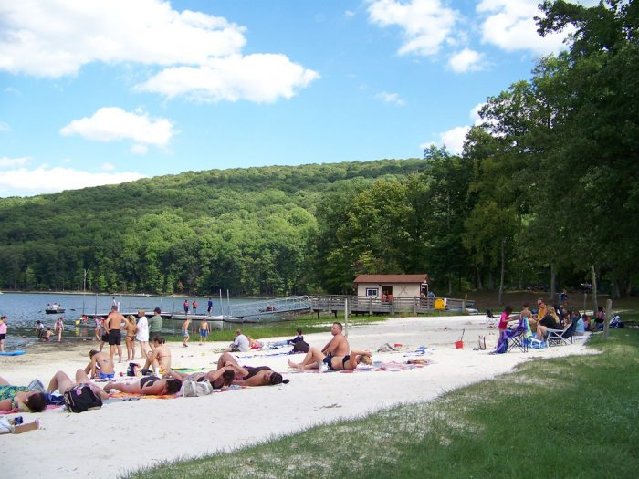 3. Hunting Creek Lake