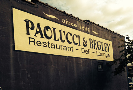 1. Paolucci Lounge Restaurant (Atchison)