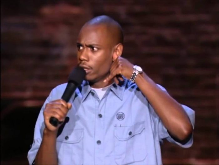 15. Dave Chappelle