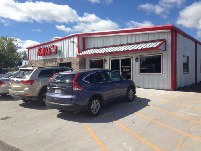 3. Double Meat Cheeseburger at Dave's Burger Barn (Waco)