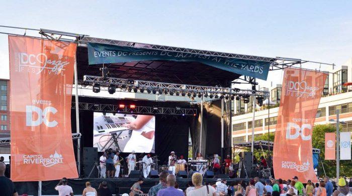 5. DC Jazz Festival