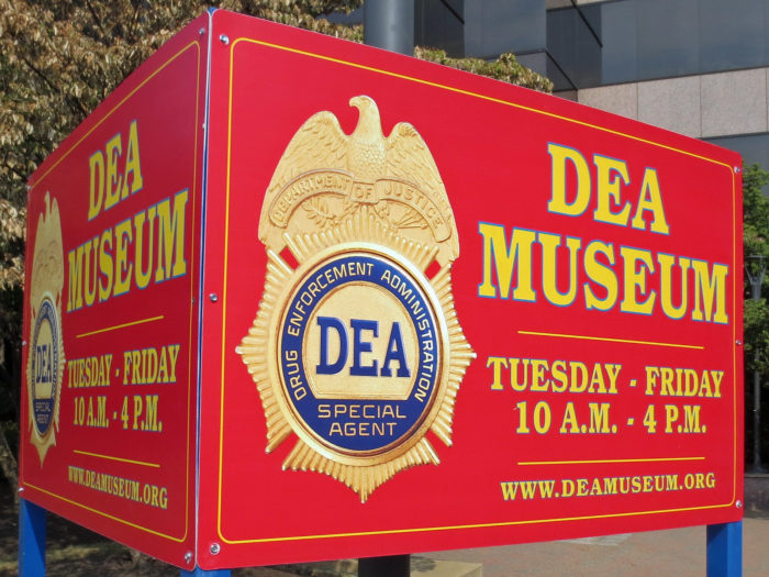 The DEA Museum gives a look at the evolution of the growth of drugs in the United States. It discusses the history of drugs, drug abuse and drug law enforcement.