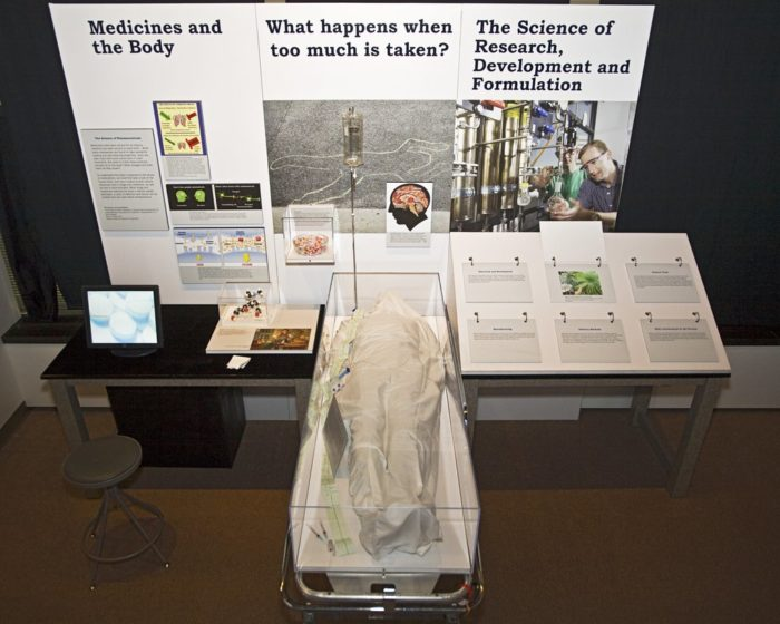 "Parts of the museum can feel like an overt ""Don't Do Drugs"" ad. You can read about the famous celebrities like Janis Joplin, Kurt Cobain and Jerry Garcia and how drugs impacted their lives."