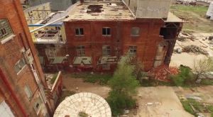What This Drone Footage Captured At This Abandoned Factory Near Denver Is Truly Grim