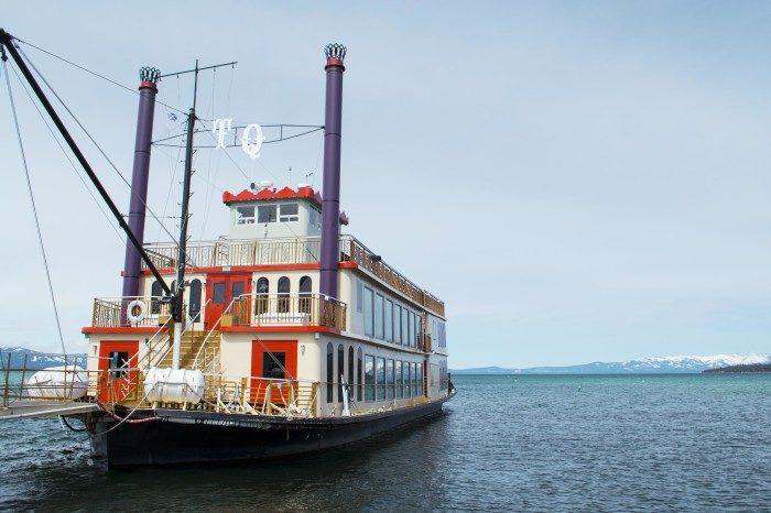 7. Cruise Nevada's beautiful lakes.