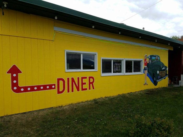 2. The Town Haul Diner, Harrison