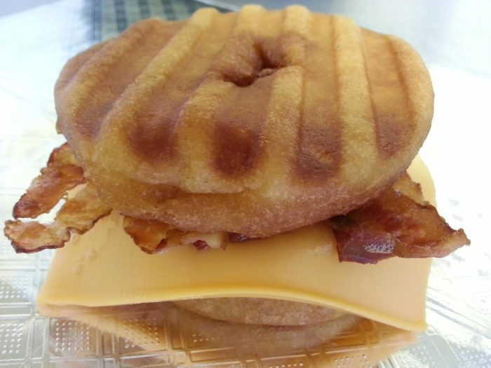 Bacon & Cheese Donnini