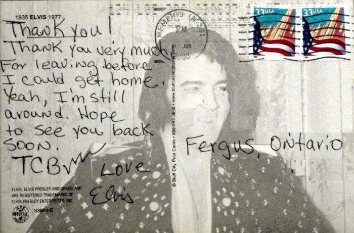 Elvis conspiracy theories