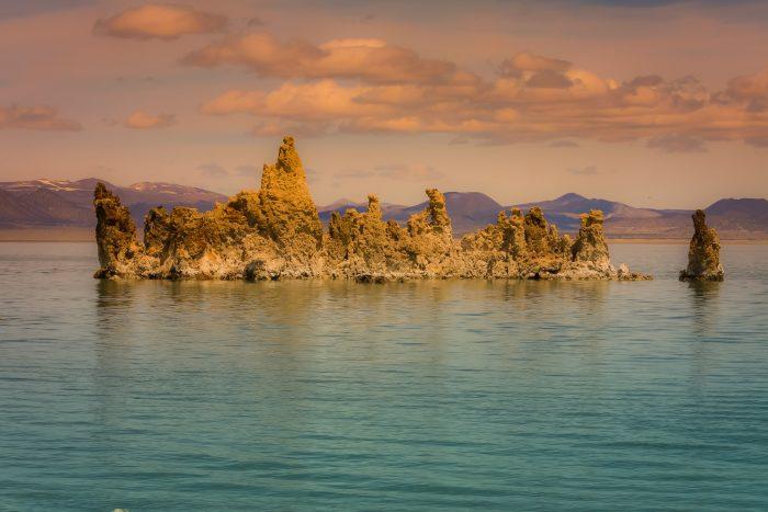 9. Tufa Island
