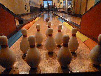 duckpin bowling alley potter
