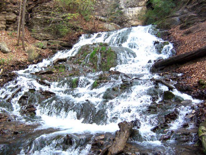 2. Dunning's Spring Falls, Decorah