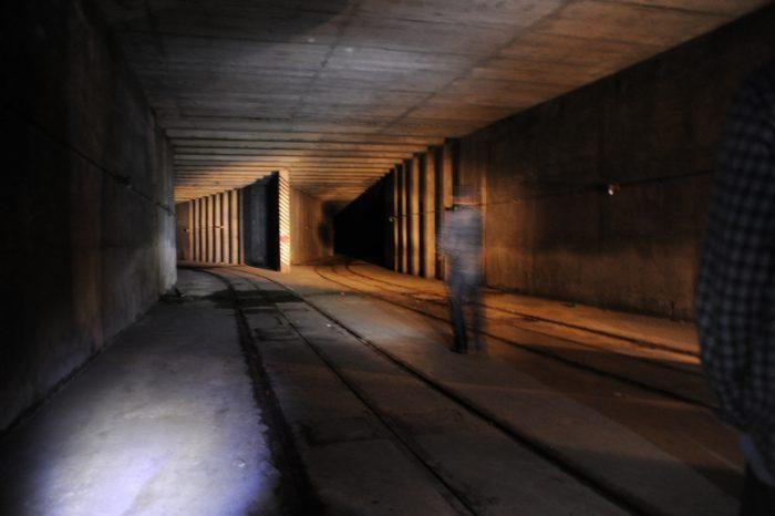 3. Washington D.C.: Dupont Circle Tunnels,