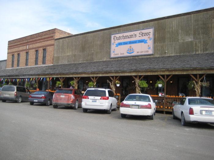 2. Dutchman's Store, Cantril