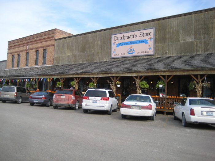 2. The Dutchman's Store, Cantril