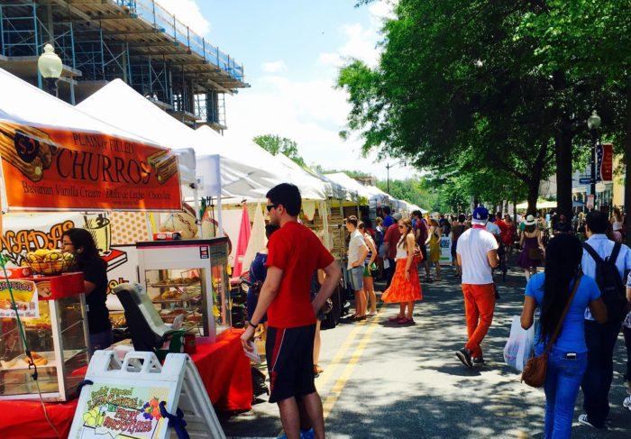 2. The Flea Market at Eastern Market