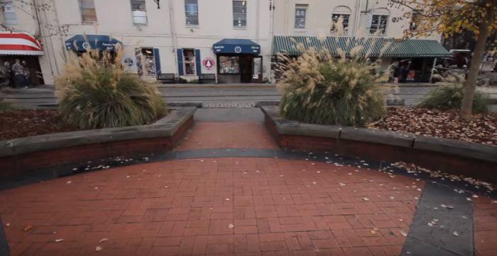 5. Rousakis Plaza Echo Square—Savannah, Georgia