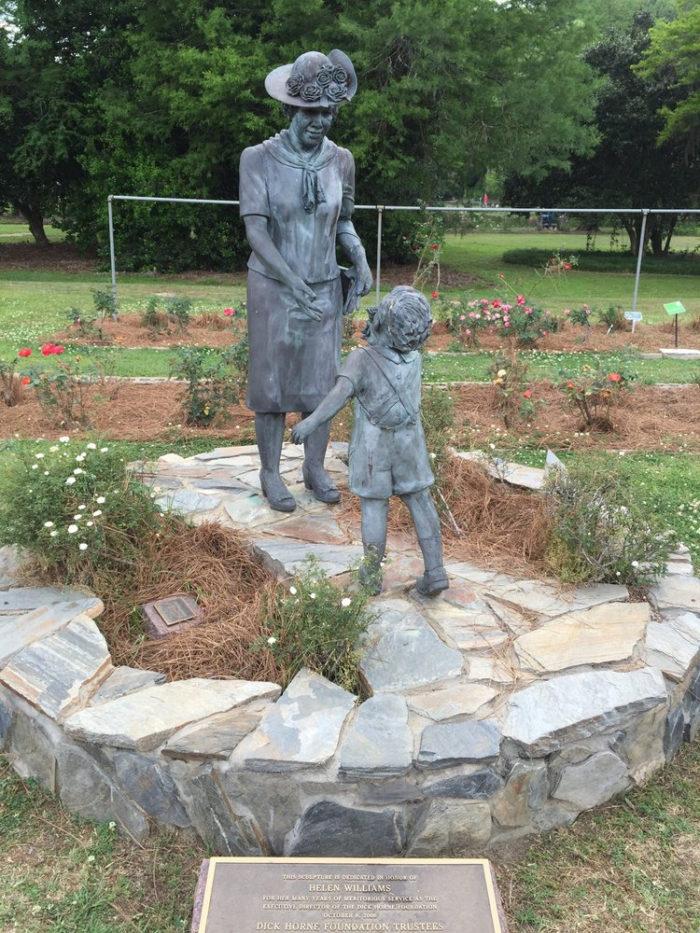 8. Edisto Memorial Gardens - Orangeburg, SC