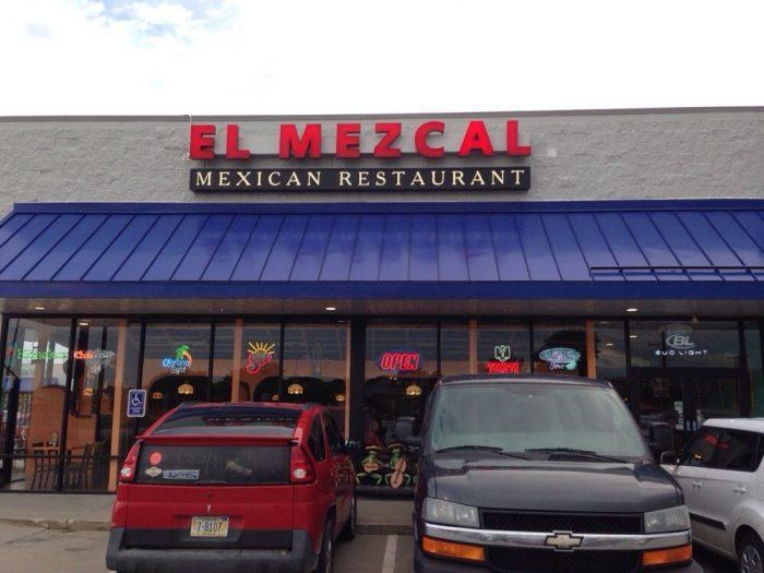 6. El Mezcal Mexican Restaurant - Norfolk, NE