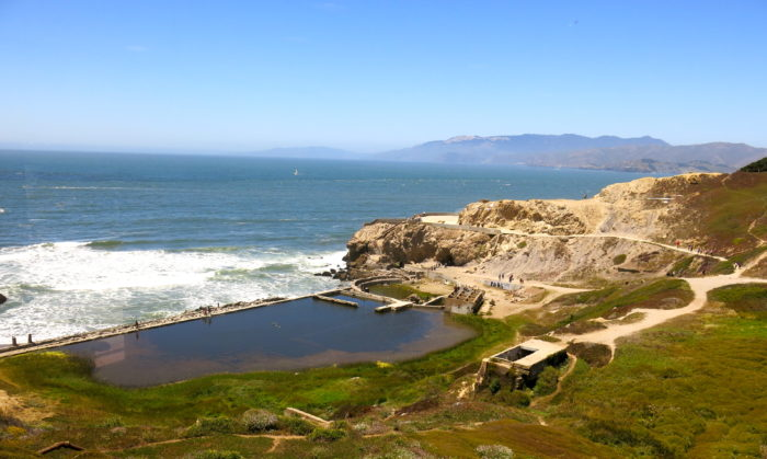 emerging from the sutro baths on a summer day _ san francisco (2013)-9136095592
