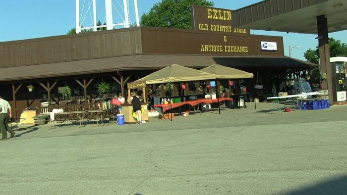 10. Exline Old Country Store, Exline