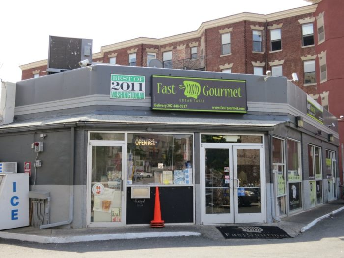 7. Fast Gourmet