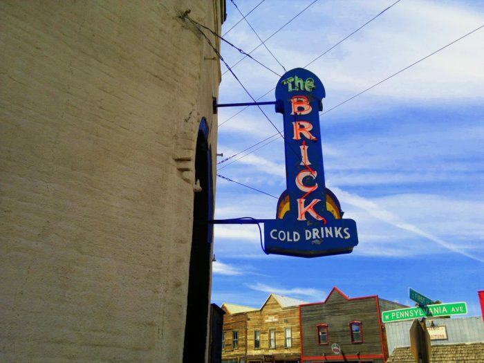 5. The Brick Saloon, Roslyn