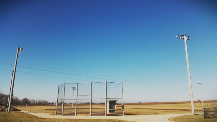 4. Play catch on the real movie set of the Field of Dreams.