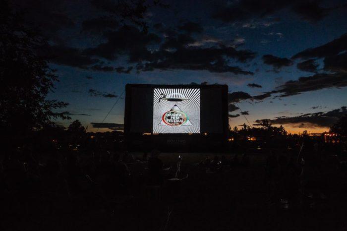 ...or catch a unique movie at the Marfa Film Festival.
