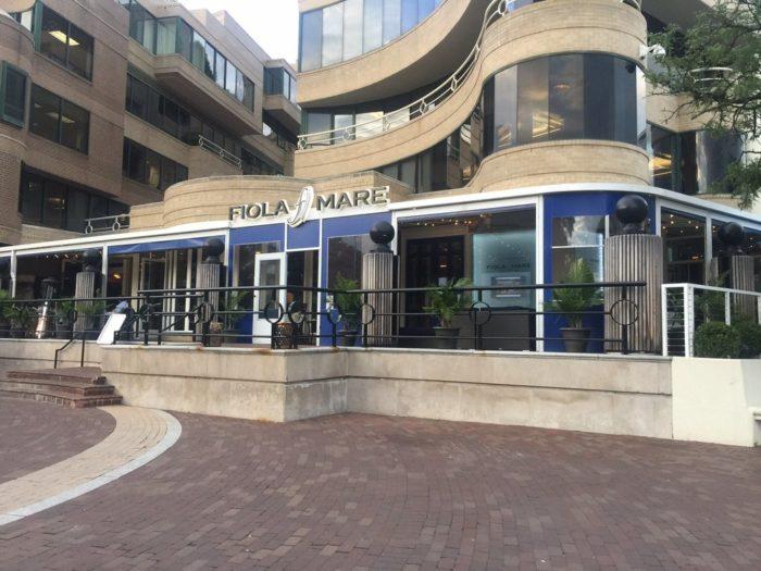 Italian Restaurants In Washington Dc Georgetown