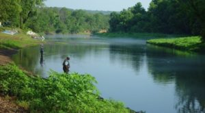This Little Known Fishing Resort In Oklahoma Will Be Your New Favorite Summer Destination