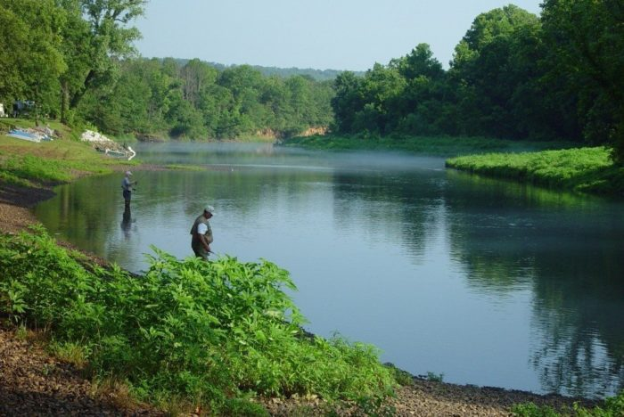The best fishing resort to visit in oklahoma for Fishing in oklahoma