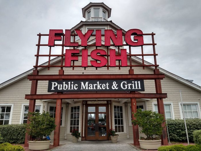 5. Flying Fish Public Market & Grill - Myrtle Beach, SC