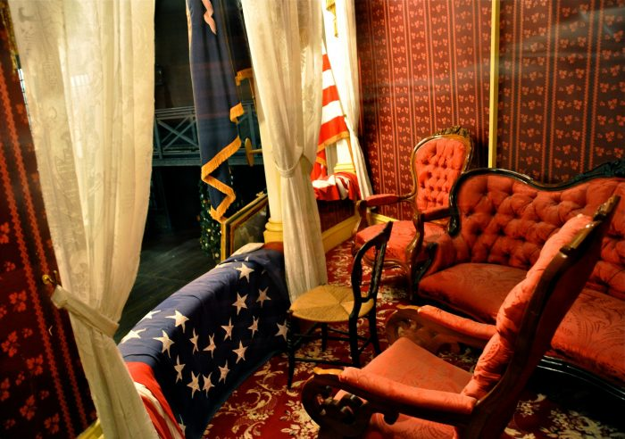 9. The Ford's Theatre Experience