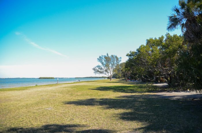 The Campground At Fort Desoto Park Is Florida S Most Haunted