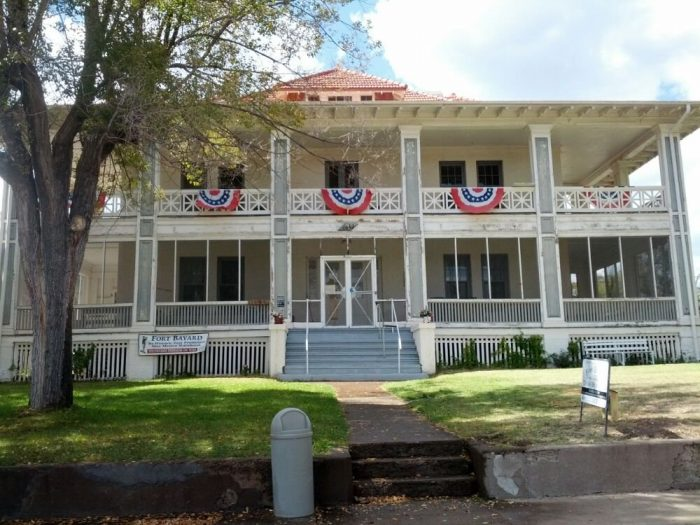 5. Fort Bayard Historic District