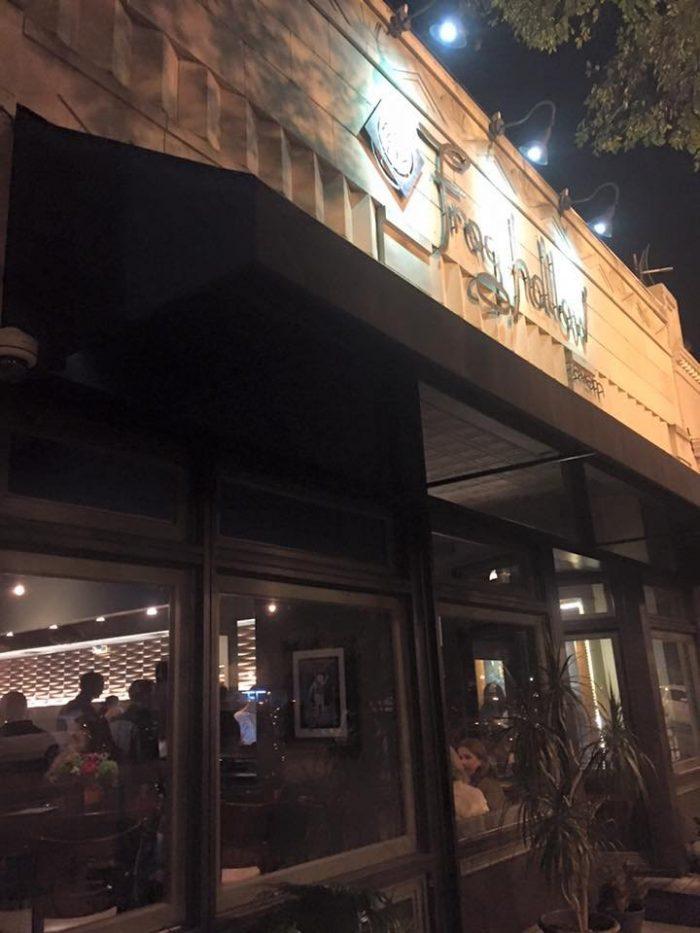 5. Frog Hollow Tavern—1282 Broad Street, Augusta, GA 30901