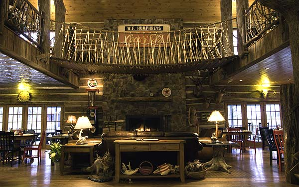 8. The Swinging Bridge Restaurant