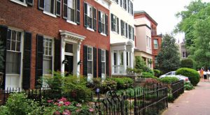 Here Are The 7 Most Beautiful, Charming Neighborhoods in Washington DC