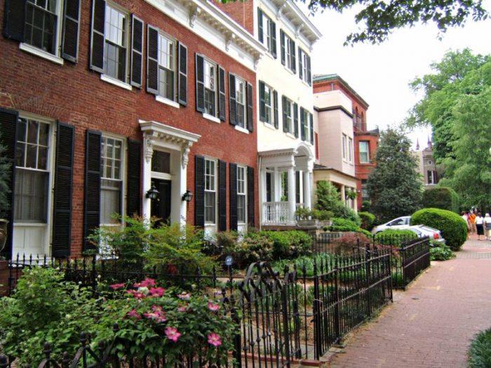 7. Georgetown