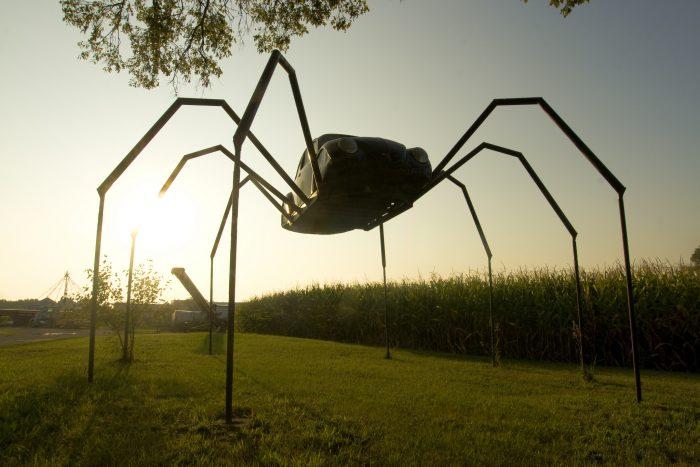 1. The Volkswagen Beetle Spider, Avoca