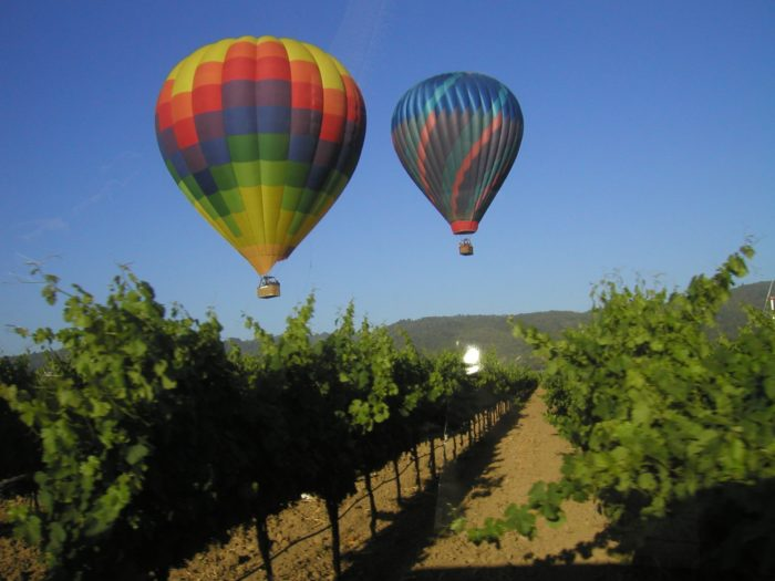 7. Ride In A Hot Air Balloon