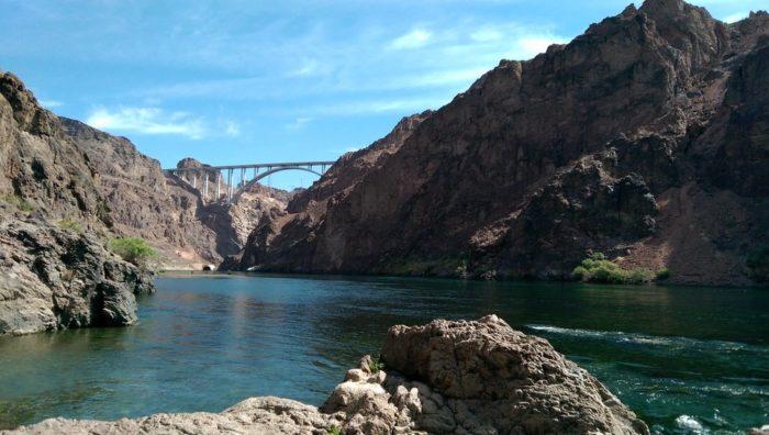 12.Colorado River Beach – Goldstrike Canyon