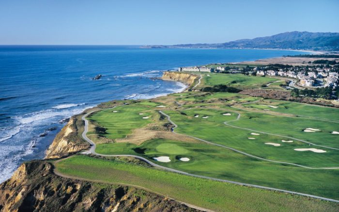 Then hit up the Half Moon Bay Golf Links, a jaw-dropping course that hugs the Pacific coastline.