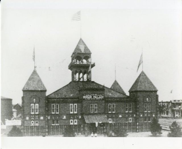 3. Grand Island's Sugar Beet Palace was built to show off the success of the crop.