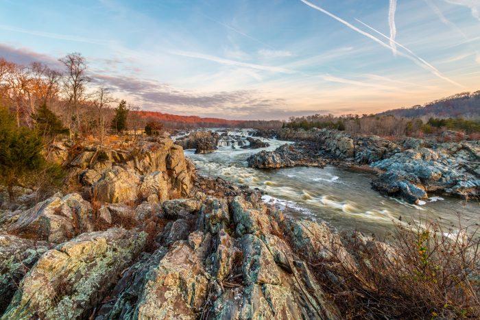 7 Beautiful Hidden Waterfalls Near Washington Dc