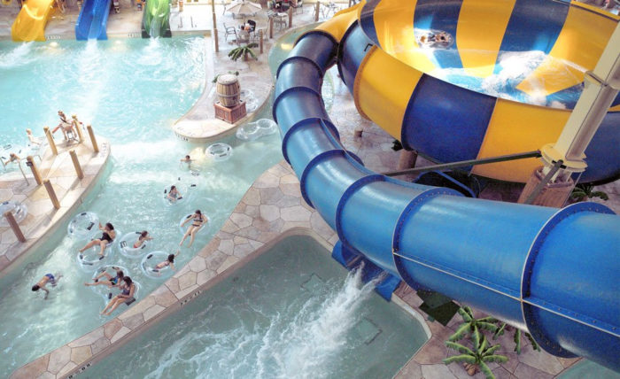 5. Great Wolf Lodge - 2501 Great Wolf Dr, Mason, OH 45040
