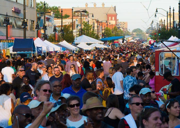 2. H Street Festival